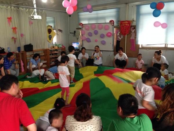 典蒙·悦贝儿幼儿园六一儿童节文艺汇演